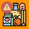 Lebensmittelwarnung
