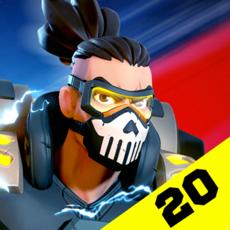 FRAG Pro Shooter en top de juegos como Valorant para Android y iOS