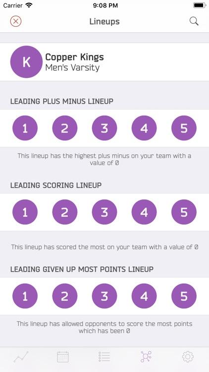 HoopMetrics | Basketball Stats screenshot-7