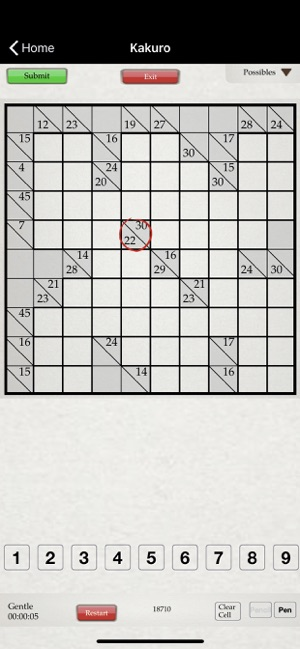 picture relating to Chicago Tribune Daily Sudoku Printable referred to as Great Sudoku, Jigsaw, Killer upon the Application Retail store