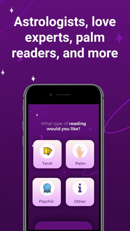 Psychic Chat Reading screenshot-3