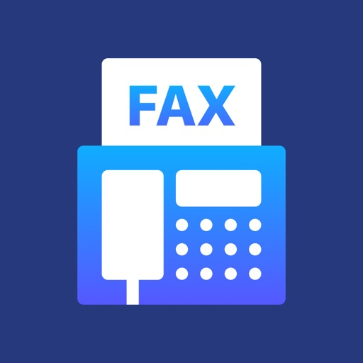 Fax App: scan and send PDF