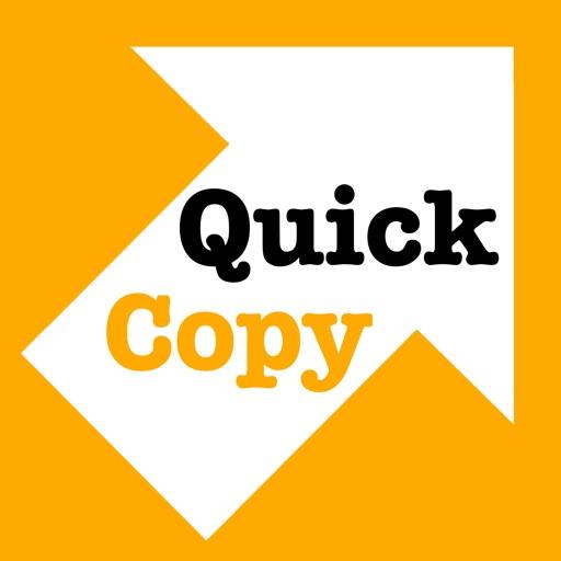 Quick Copy&Paste