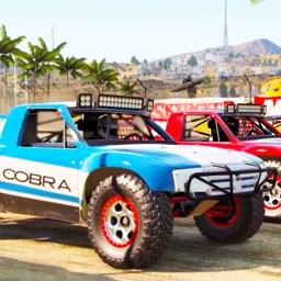 Offroad Trophy Truck Racing