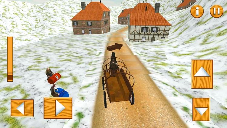 My Horse Buggy Transportation screenshot-3