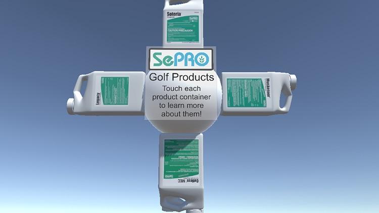 SePRO AR Golf
