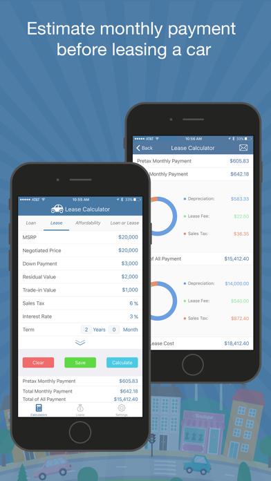 Car Loan Budget CalculatorScreenshot of 3