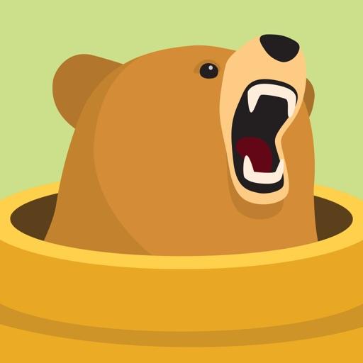 TunnelBear VPN & Wifi Proxy Icon