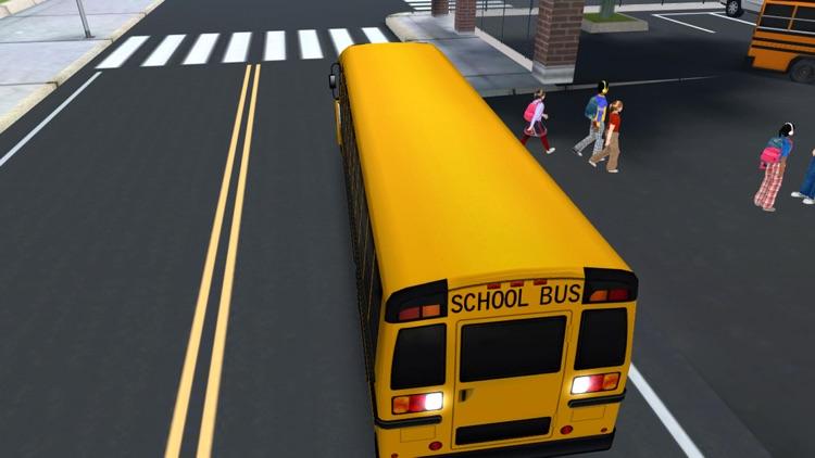 School Bus Simulator Game 3D