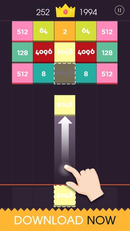 Shoot 2048 - Merge Puzzle screenshot-4