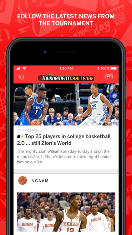 ESPN Tournament Challenge screenshot-6