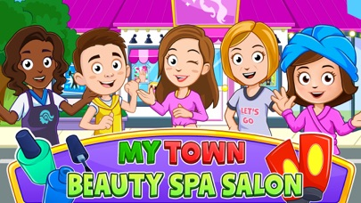 Screenshot for My Town : Beauty Spa Saloon in Finland App Store