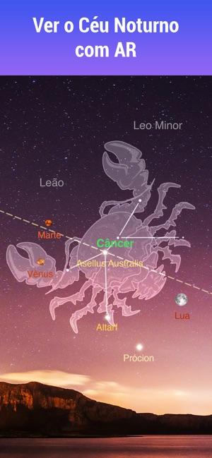 Star Walk - Guia de astronomia Screenshot