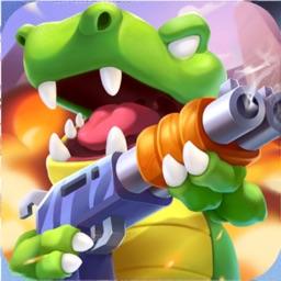 恐龙突突突–快节奏的魔性射击游戏
