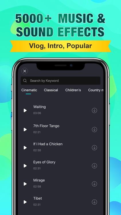 Intro Aide: Outro Video Maker screenshot-5