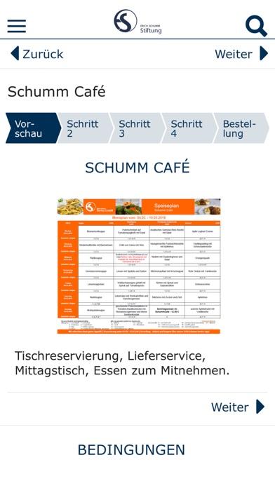 Erich Schumm ServicesScreenshot von 2