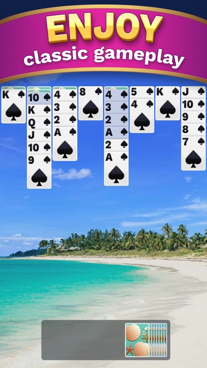 Spider Solitaire Cube screenshot-3
