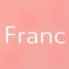 Kazuo Jomoto - Franc(フラン) - 安心安全なチャットアプリ アートワーク