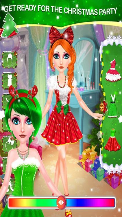 Christmas Girl Party screenshot-4