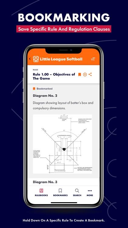 Little League Rulebook screenshot-5