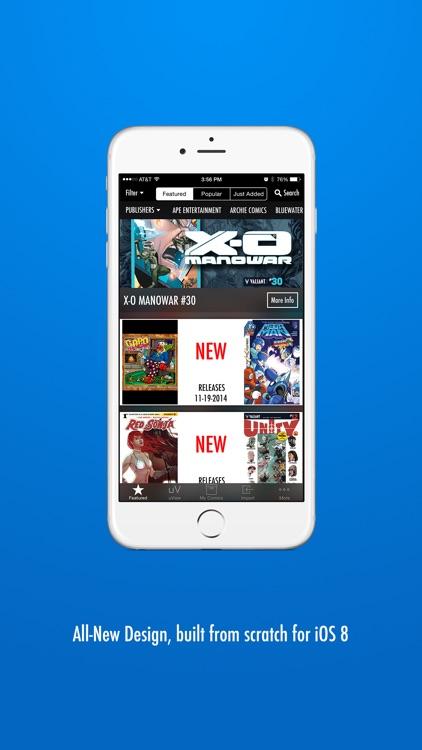 Digital Comics Reader 4 All