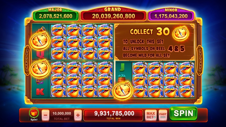 Cash Mania: Slots Casino Games screenshot-4