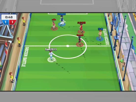 サッカーバトル (Soccer Battle)のおすすめ画像6