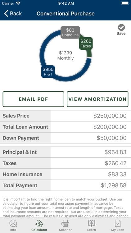 My MVB Mortgage screenshot-3