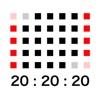 カレンダー時計 - iPhoneアプリ