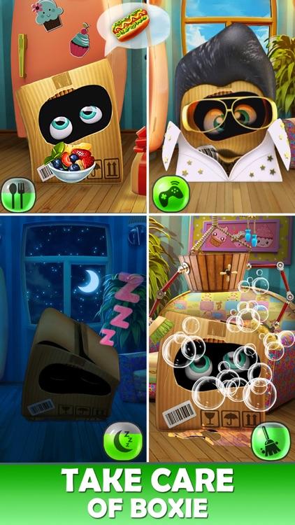 Boxie: Hidden Object Puzzle screenshot-5