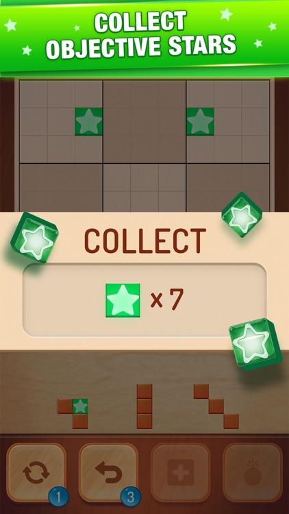 Tetra Block - Puzzle Game screenshot-3