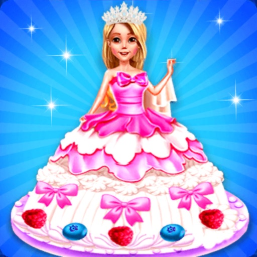 Cake Designer Doll Cake Maker