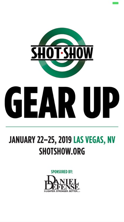 SHOT Show Mobile screenshot-0
