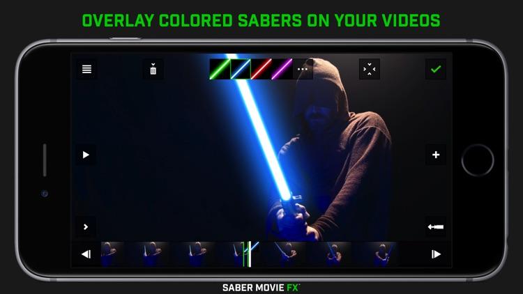 Saber Movie FX