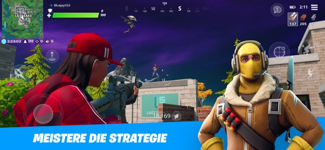 ‎Fortnite Screenshot