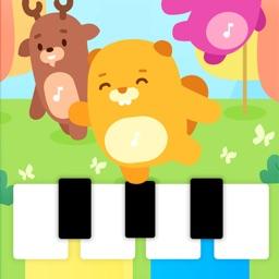 Kiano-kids piano music game