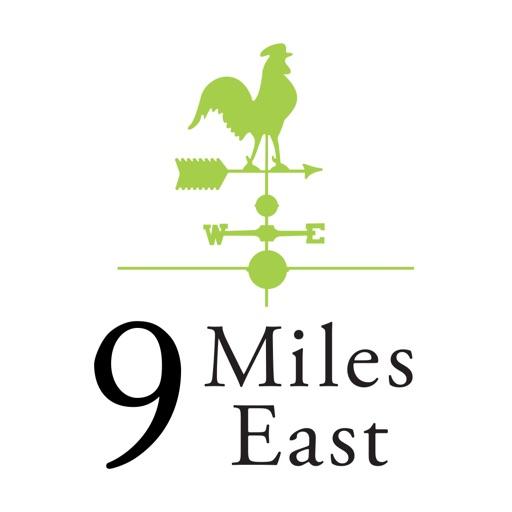 9 Miles East Farm Pizza