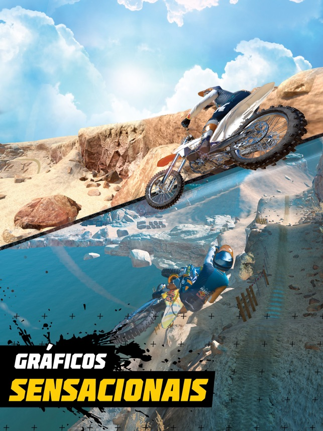 ‎Dirt Bike Unchained Screenshot