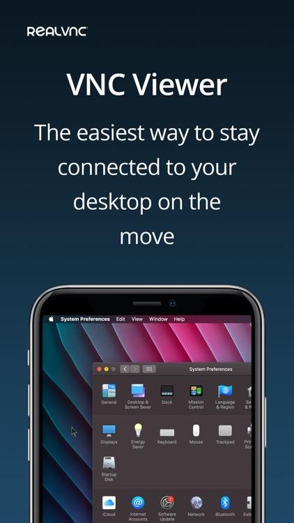 VNC Viewer - Remote Desktop screenshot-4