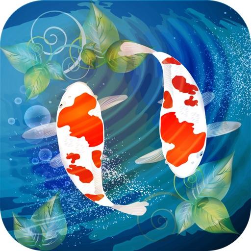Relaxing Ripples Pond iOS App