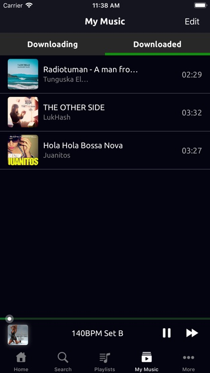 Music Downloader & Player screenshot-4