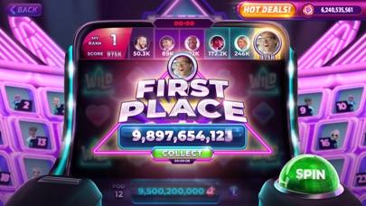 POP! Slots ™ カジノスロットゲームのスクリーンショット3