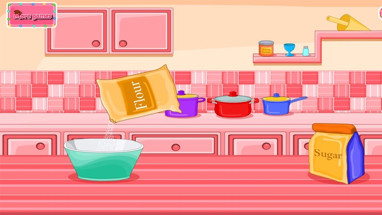 Ice cream cone cupcakes candy screenshot-4