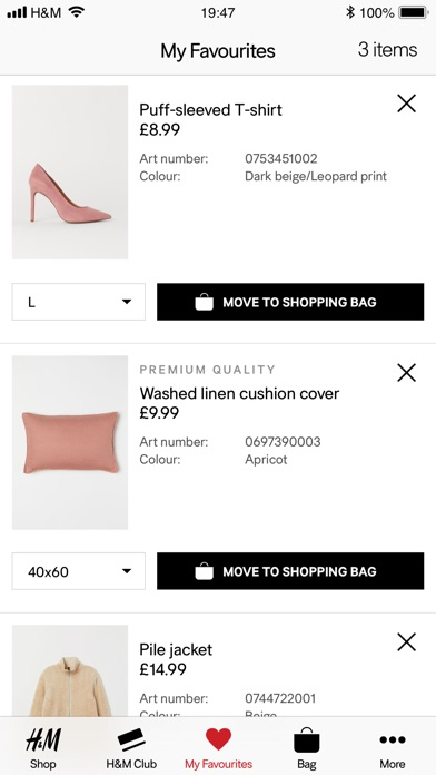download H&M App
