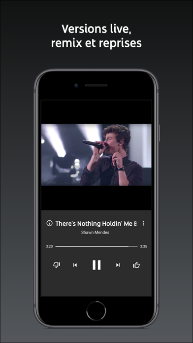 messages.download YouTube Music software