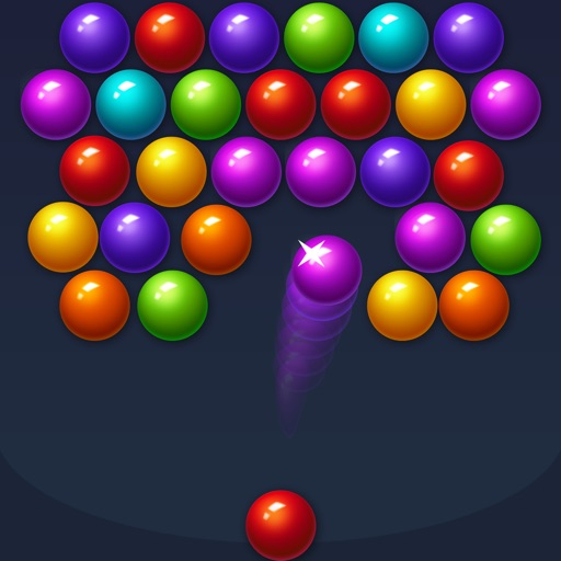 Bubbles Puzzle: Hit the Bubble