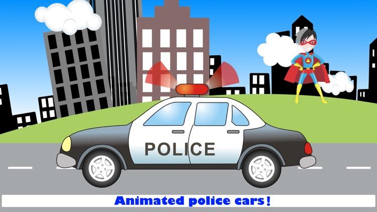 Police Games Toddler Kids FULL screenshot-5