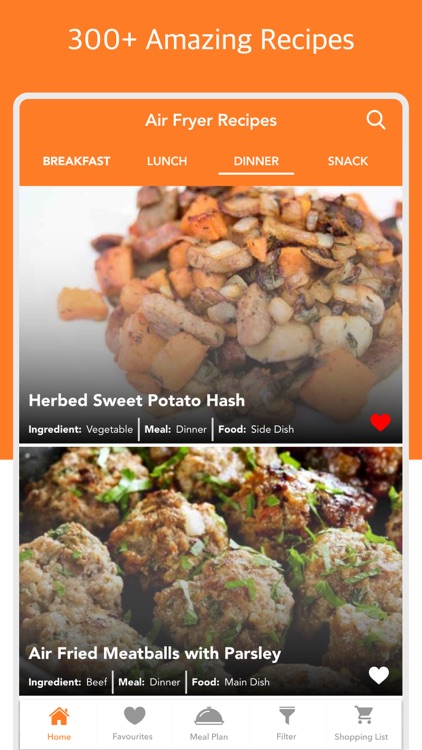 Healthy Air Fryer Recipes screenshot-7