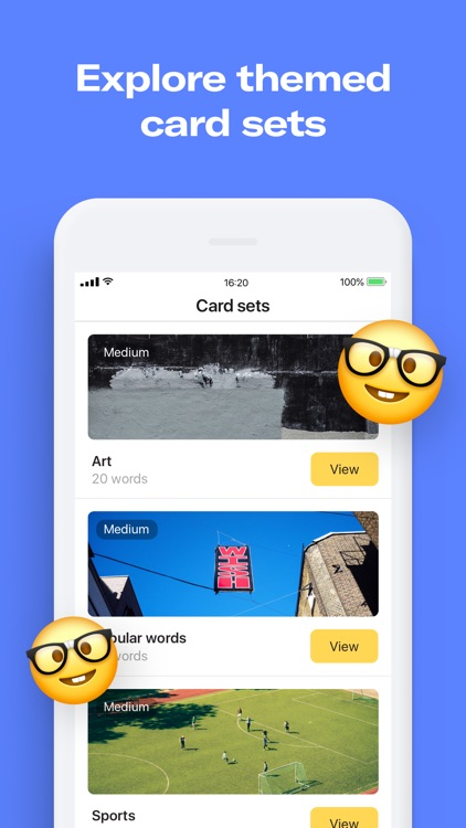 Flashcards app by Remember screenshot-5