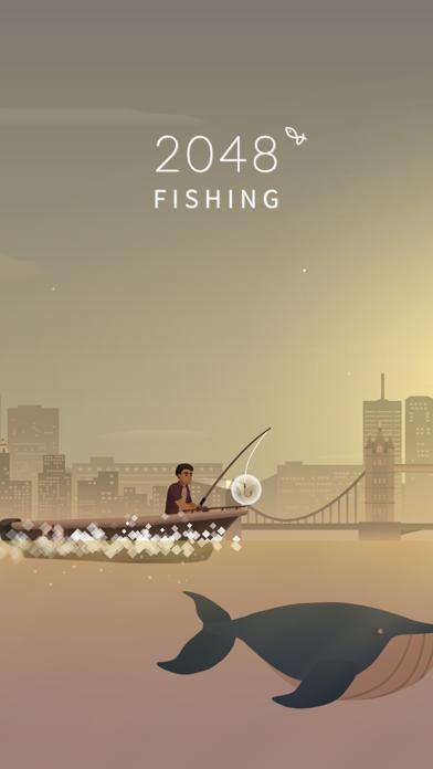 2048 Fishing screenshot 1